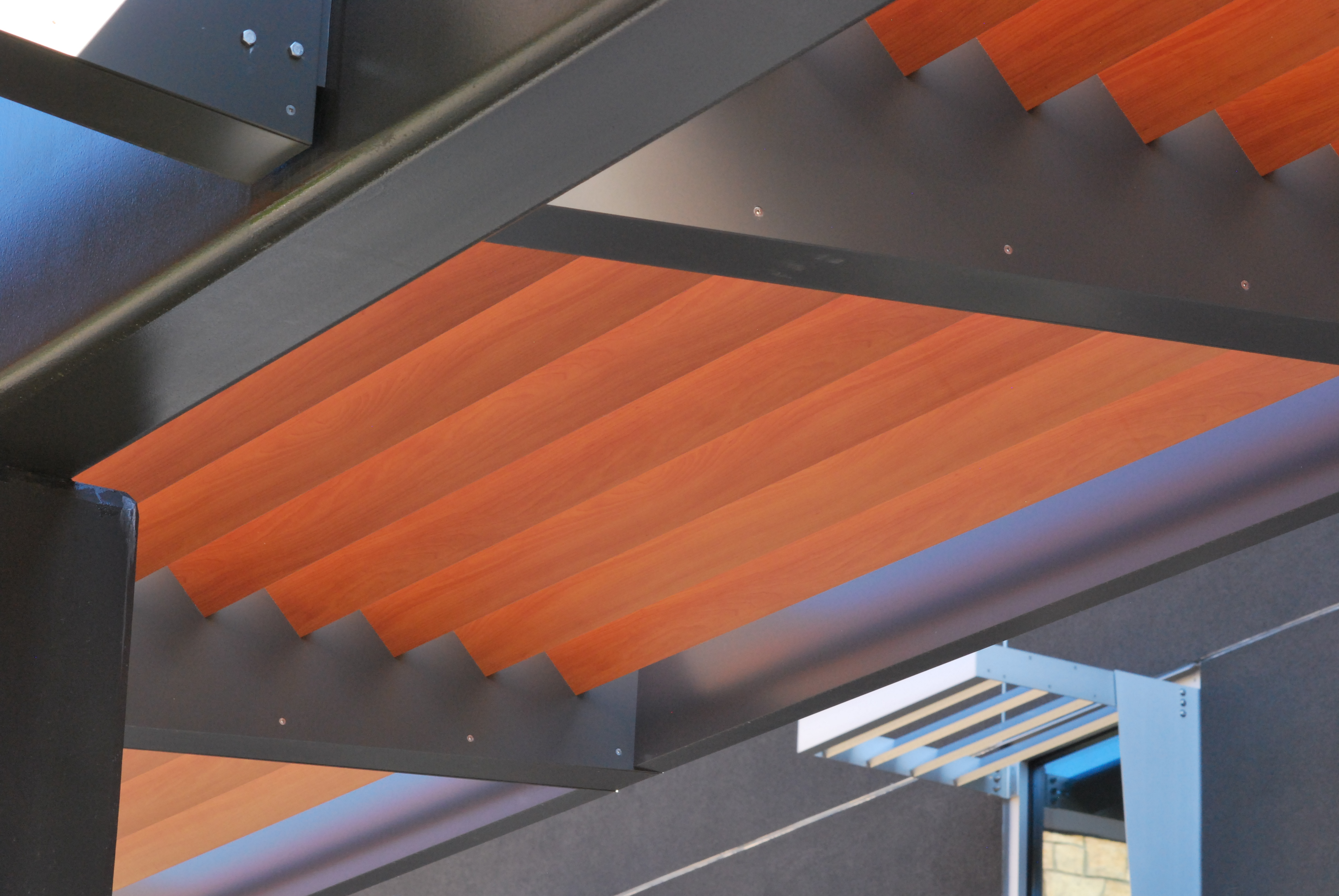 custom architectural metal products industrial louvers, inc