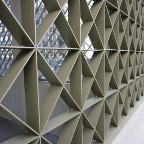 Custom Architectural Metal Products Industrial Louvers Inc